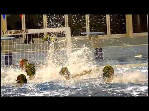 II Vídeo Waterpolo División Honor Masc Slow Motion WATERPOLO NAVARRA VS CN BARCELONA