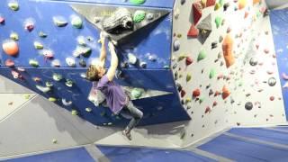 Hardest boulder i have done this week! by Eric Karlsson Bouldering