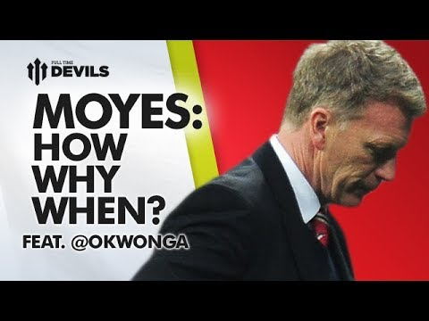 why - We're joined by columnist, poet, PR guru + Manchester United fan Musa Okwonga; who analyses the departure of David Moyes + what lies ahead in the immediate future of our great club. Subscribe,...