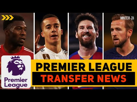 TRANSFER NEWS: PREMIER LEAGUE TRANSFER NEWS AND RUMOURS UPDATES (JAN 03)