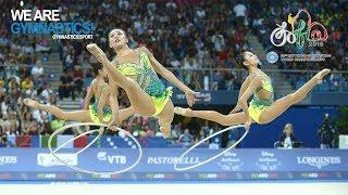 Rhythmic Gymnastics World Championships - Group Competition Finals