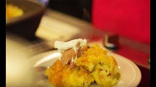 Masak On Sarah with Chef Sandra – Apple Cake