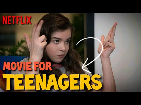 The Edge of Seventeen Explained in Hindi  | Best Movie for Teenagers