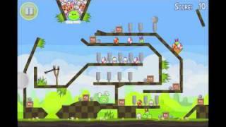 Angry Birds Seasons Golden Egg 19 Walkthrough Easter Eggs