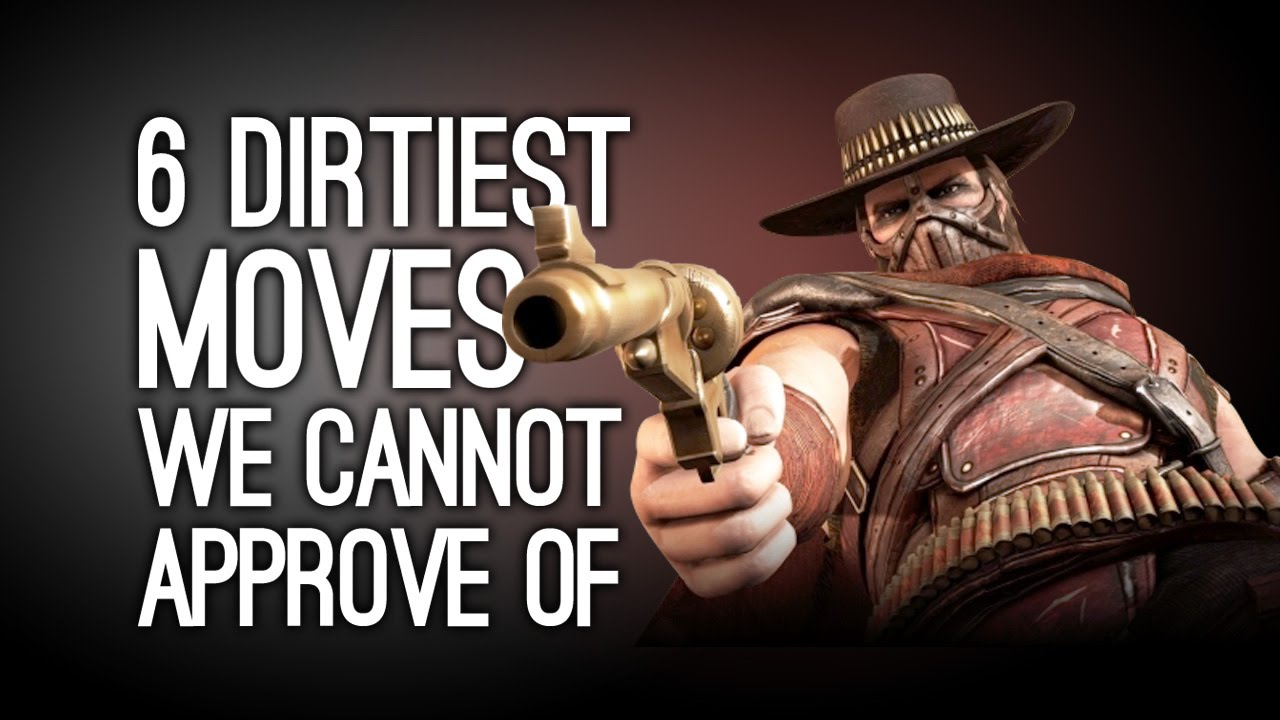The 6 Dirtiest Moves in Videogames We Cannot Approve Of