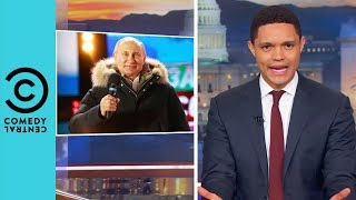 Video Vladimir Putin's Not So Shocking Electoral Win | The Daily Show With Trevor Noah MP3, 3GP, MP4, WEBM, AVI, FLV Maret 2018