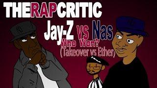 Jay-Z vs. Nas: Who Won? (Takeover vs Ether)