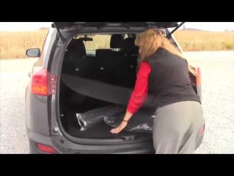 Samantha Gives a Quick Review on the 2015 Toyota Rav4