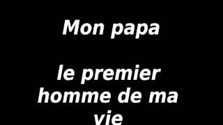 Download Lagu Mon pti papa je t'aime Mp3