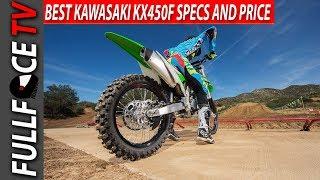 10. NEW 2017 Kawasaki KX450F Price and Review