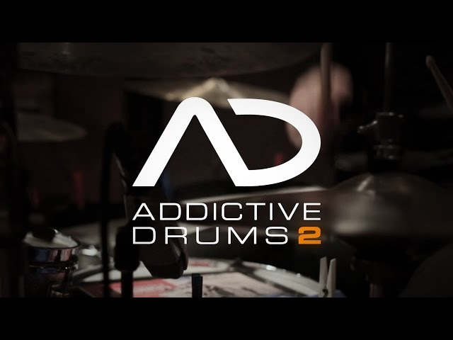 This is Addictive Drums 2