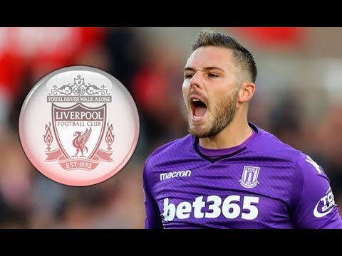 Jack Butland - Welcome To Liverpool | Crazy Saves 2017/18
