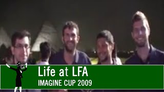 London Film Academy Students Win 2009 IMAGINE CUP