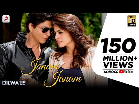 Janam Janam (OST by Arijit Singh & Antara Mitra) [Lyric Video]