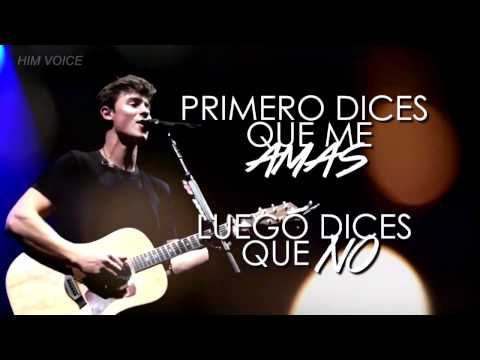 Video Patience Shawn Mendes Traducida download in MP3, 3GP, MP4, WEBM, AVI, FLV January 2017