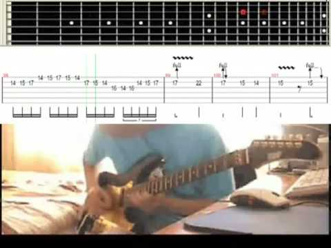 tab - http://www.GuitarTeacher.com In response to many requests in the comments of my original 'Canon Rock' video tab guitar lesson. A slow mo version of FunTwo's ...