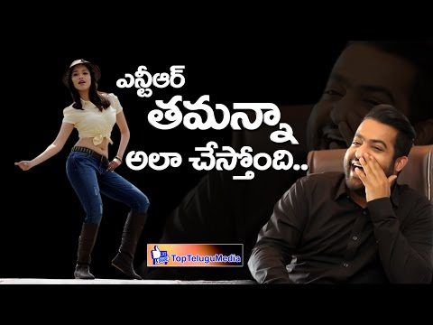 Latest News About Jr.NTR & Tamannaah