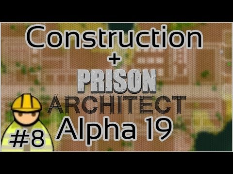 architect - Episode 8 of Construction + Prison Architect + Alpha 19. PA is a management / building game inspired by dwarf fortress, dungeon keeper, theme hospital etc. All footage is from the Alpha 19....