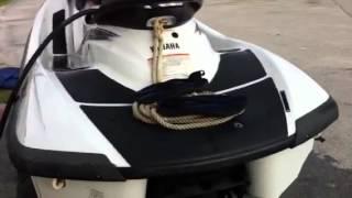 3. 2004 Yamaha FX Cruiser HO