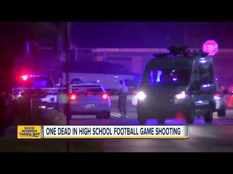 Jacksonville shooting at high school football game