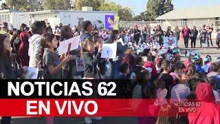 Estudiantes marchan por la paz – Noticias 62 - Thumbnail