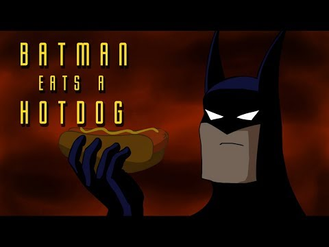 Dogsyoutube on Batman Comiendo Un Hot Dog    Panchosoft Blog
