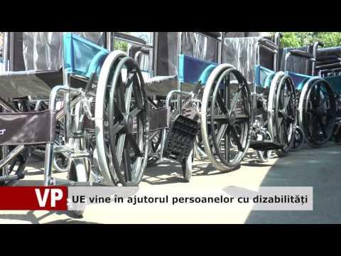 UE vine în ajutorul persoanelor cu dizabilități