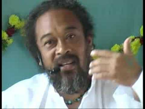 Mooji Video: When You Don't Want Anything, Then You Are Free