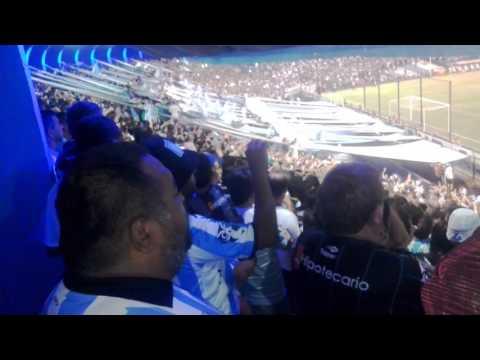 Recibimiento Racing Vs Puebla ☆ En Avellaneda - La Guardia Imperial - Racing Club