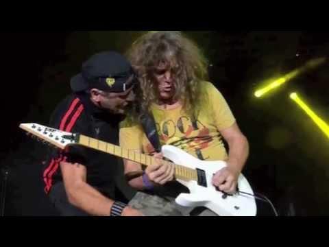 Roberto Vanni: Crazy Train with Ozzy on Vocals (Ozzy Osbourne)