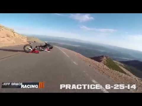 Les dangers du Pikes Peak 2014