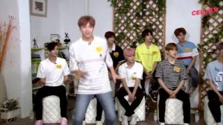 Haechan(NCT) dance (MONSTER and RING DING DONG)