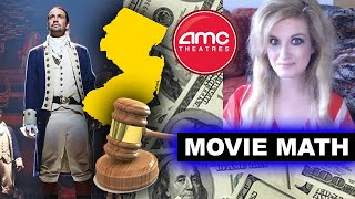 Hamilton Disney Plus Ratings? Movie Theaters SUE New Jersey to Reopen! by Beyond The Trailer