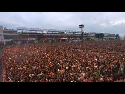 Rise Against - Blood Red, White & Blue [live at Rock am Ring 2010]
