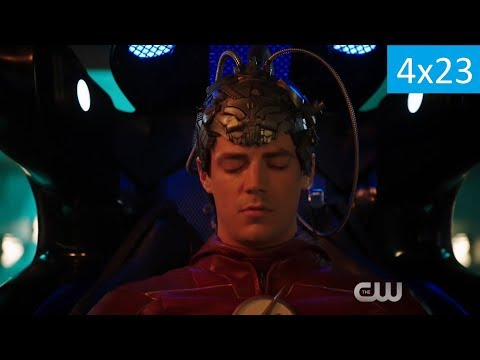 Флэш 4 сезон 23 серия - Русский Трейлер/Промо (Субтитры, 2018) The Flash 4x23 Trailer/Promo (видео)