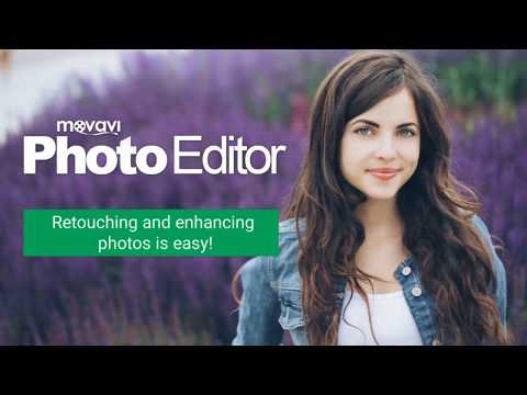 MOVAVI PHOTO EDITOR BASIC TUTORIAL | EDIT YOUR PHOTOS SEAMLESSLY !!!