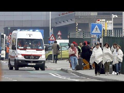Βέλγιο: Συγκλονιστικές μαρτυρίες αυτοπτών μαρτύρων στο euronews