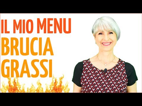 menu brucia grassi con ricette light, facili e veloci - scopri qual è!
