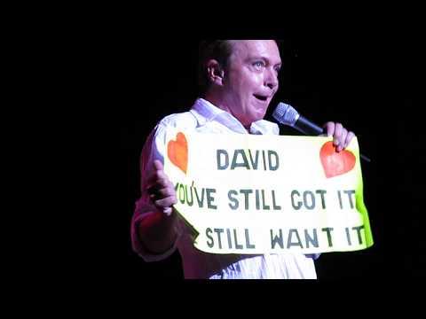 David Cassidy - Halfway (Brampton, Canada - 6 Feb 2009)