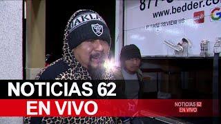 Latinos expuestos a covid-19 – Noticias 62 - Thumbnail