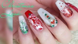 CHRISTMAS-LOOK | #11 Adventskalender | Danana - YouTube