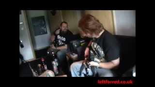 Left For Red - The Making of Vol 002 Mercy Flight EP 2012
