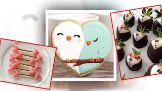 Удивительные идеи оформления блюд в день всех влюбленных .ВКУСНЯШКИ ❤ на день святого Валентина ❤ Готовим вкусняшки **************************************Подписаться на канал.https://goo.gl/i4h09U**************************************Идеи. Много идей. Идеи на все случаи. Бывает, что хочешь чего то, а... не знаешь как. Заходите к нам, тут много идей для творчества, для интерьера, для оформления и даже тенденции моды.