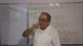 Algebra Intermedia - Lección 24 - B (reducción De Fracciones Algebraicas Con La Regla De Signos)