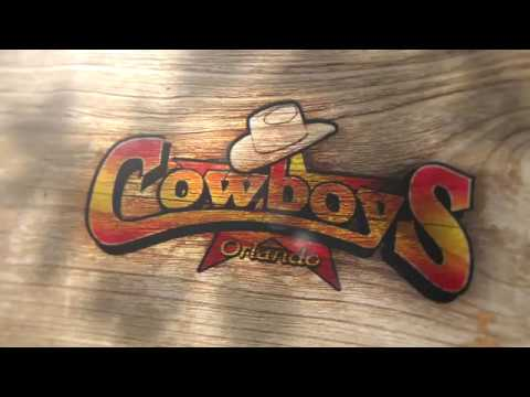 1st Annual Truck Show & Tailgate Party @ Cowboys Orlando