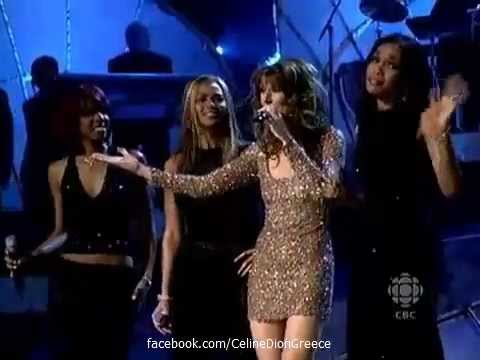 Celine Dion & Beyonce (Destiny's Child) - When The Wrong One Loves You Right