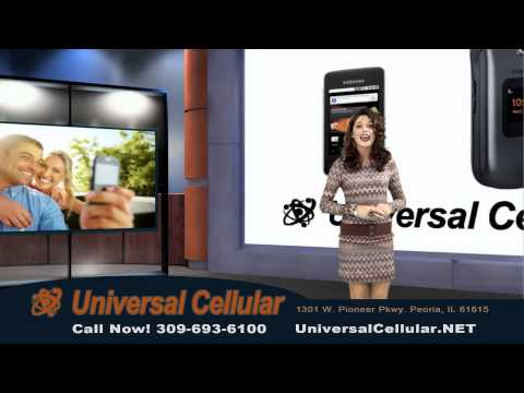 TV Commercial Cellular Company Video