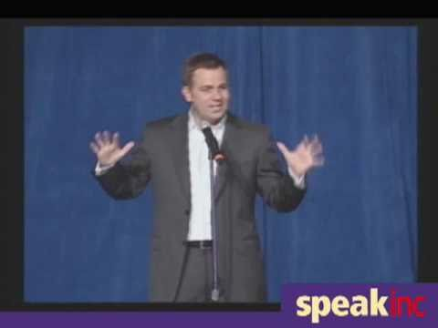 Keynote Speaker: John Heffron - Presented by SPEAK Inc.