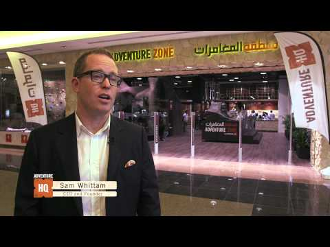 Adventure HQ launches in Abu Dhabi