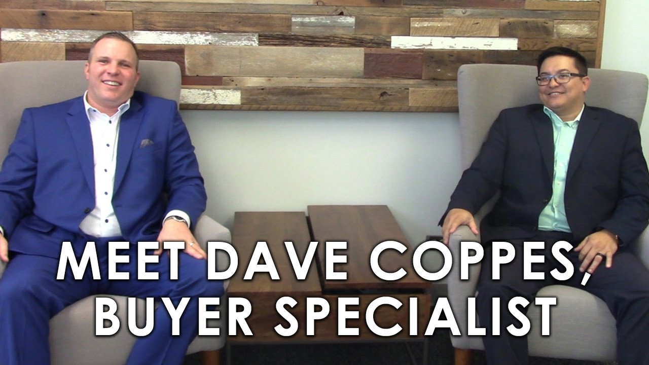 Meet Dave Coppes, Buyer Specialist